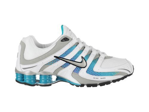 sports shoes 08db7 3fc50 NIKE SHOX CYPHER WOMEN S SHOE  110.00 Style - Color   392868-103  White Metallic Silver-Black