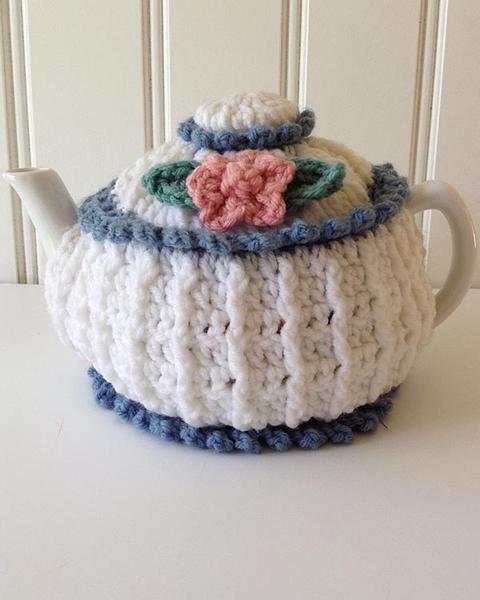 Garden Tea Cozies Crochet Pattern Tea Cozy Crochet Tea Cozy And Cozy