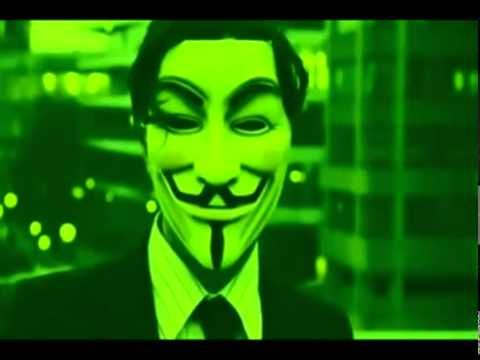 Anonymous Project Mayhem 2012