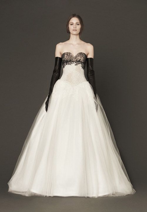 Vera Wang Wedding Dresses - Spring 2014 Collection | Wedding ...