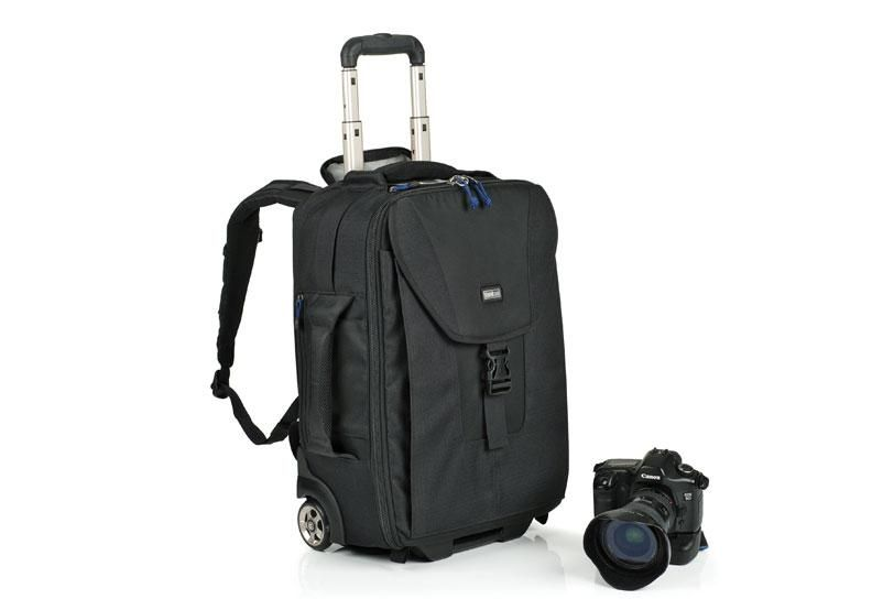 rolling carry-on backpack - Airport TakeOff™ - Think Tank [2 ...