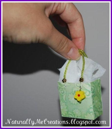 Naturally Me Creations: Mini Gift Bag
