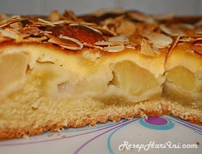 Resep Bolu Apel Tenggelam Jerman Dan Cara Membuat Versunkener Apfelkuchen Recipes Lengkap Olahan Cake Apel Serta Resep Bolu Apel Panggang Makanan Pastry Resep
