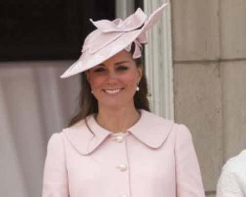 Glowing Duchess of Cambridge stuns in pink Alexander McQueen outfit