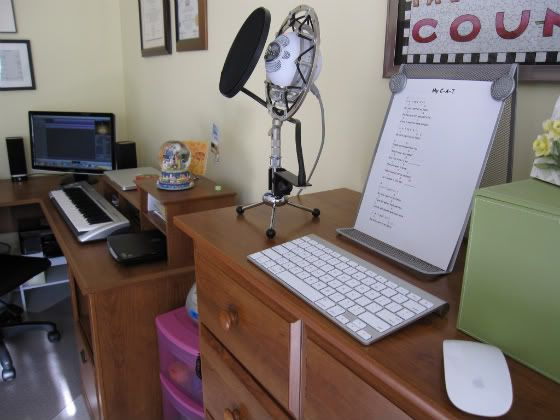 Simple Bedroom Recording Studio believe me when i say… it has never before been this easy to start