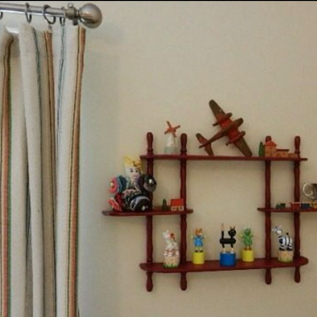 Another cool shelf.