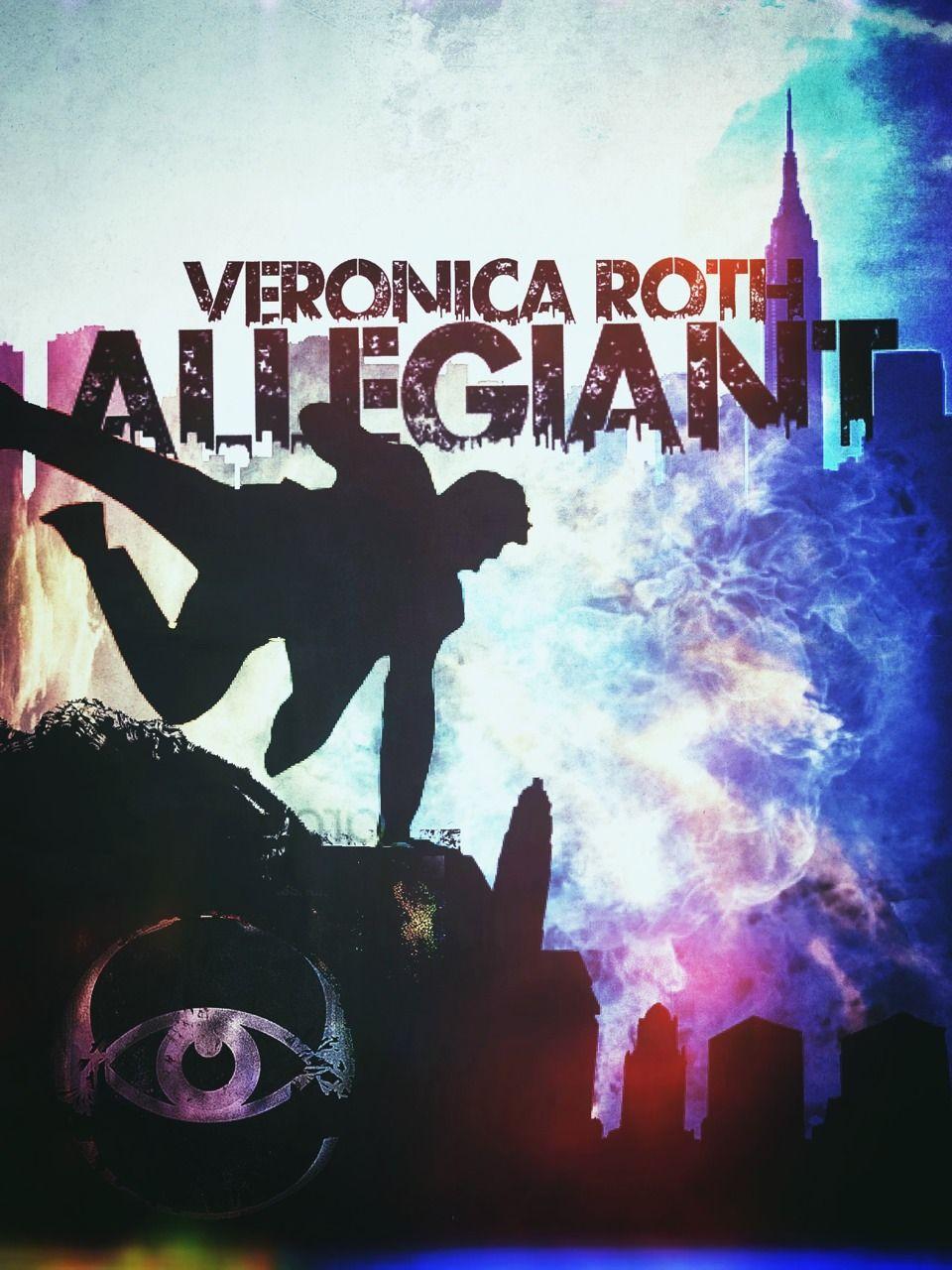 The Divergent Trilogy: ALLEGIANT | Divergent trilogy ...