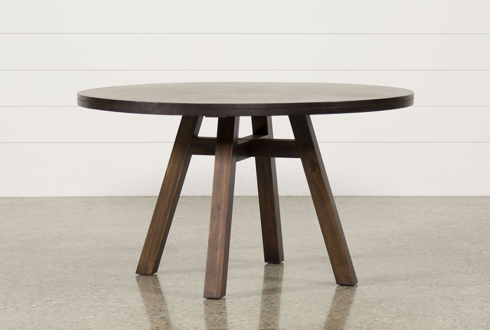 x1✅ Blake II Round Dining Table from Living Spaces