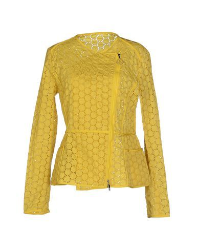 Moncler Capes amarillo