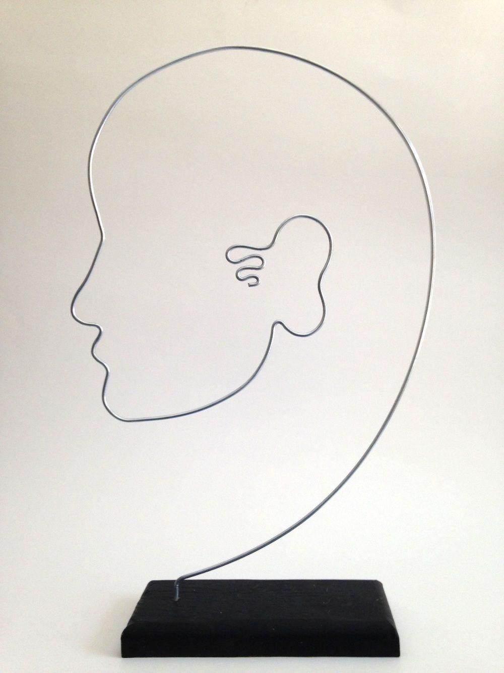 Wire Sculpture - Duncan Sherwood-Forbes   Wire art   Pinterest ...