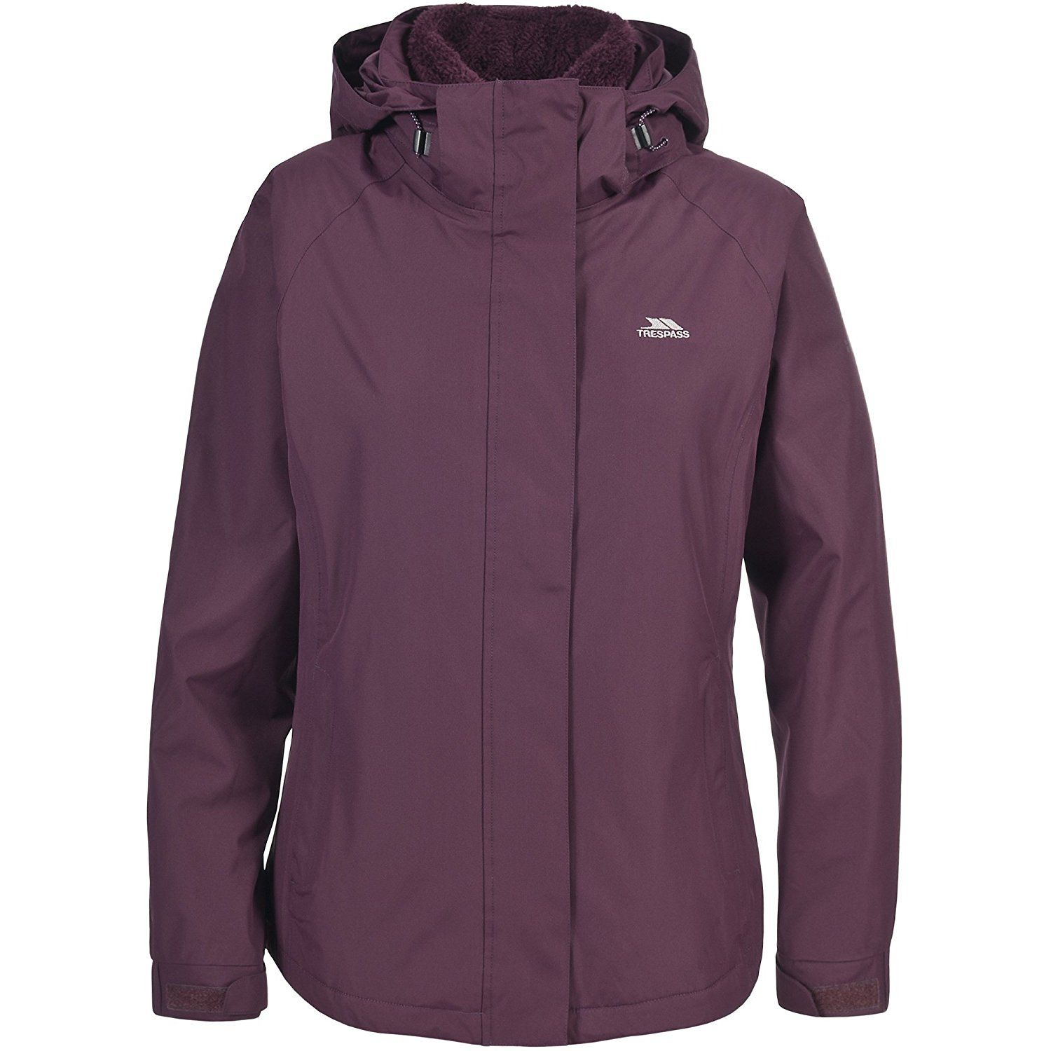 new cheap good quality good service Trespass Womens/Ladies Trillium 3 In 1 Waterproof Jacket -- This ...