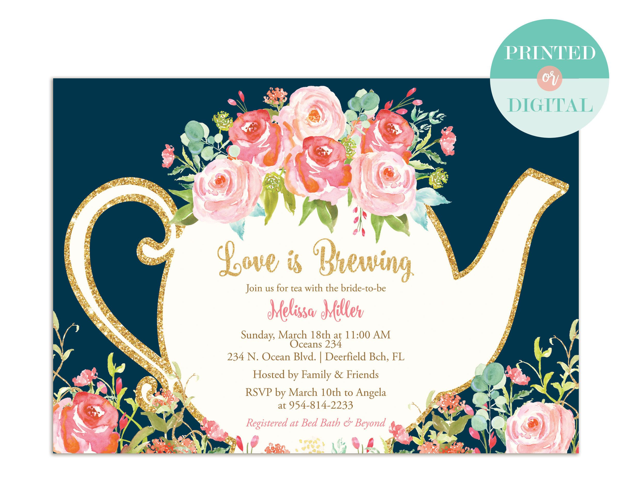 This Item Is Unavailable Tea Party Invitations Tea Party Bridal Shower Tea Party Bridal Shower Invitations