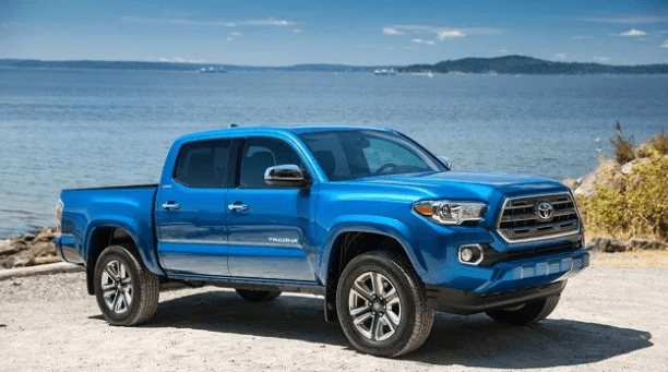 2020 Toyota Tacoma Changes Redesign Hybrid And Price Toyota Tacoma Toyota Tacoma Trd Blue Tacoma
