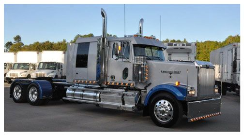 This Western Star 4900 Ex Is Ready To Hit The Road Star Nation