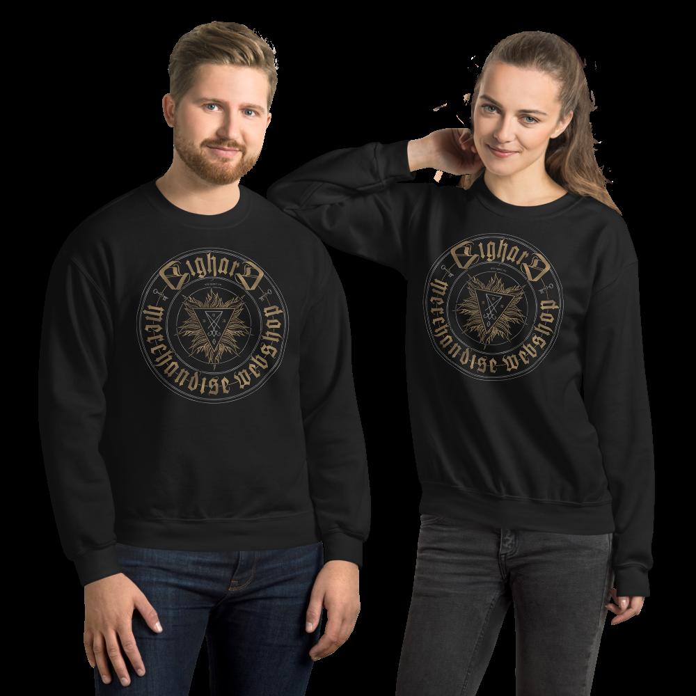 Sigil | Unisex Sweatshirt - Black / 3XL