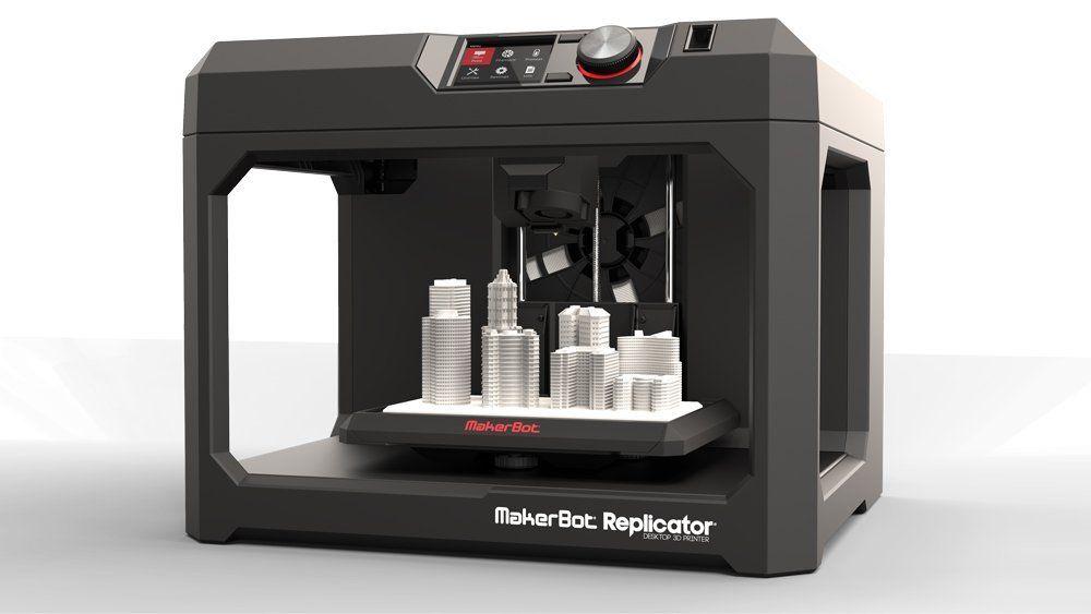 Makerbot ist wohl der bekannteste Hersteller für private