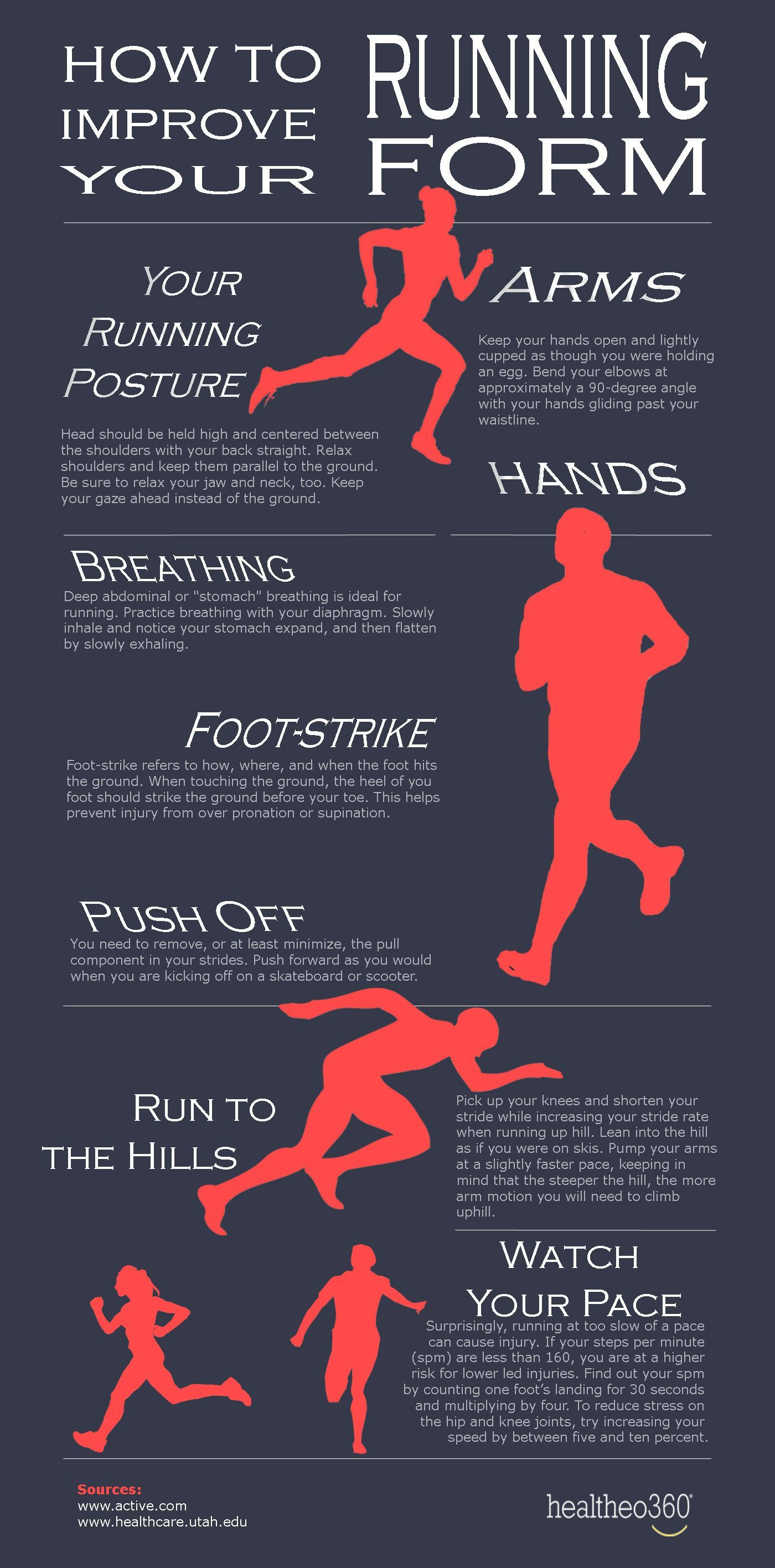Proper Running Form  Tips For Improvement Running Is Great