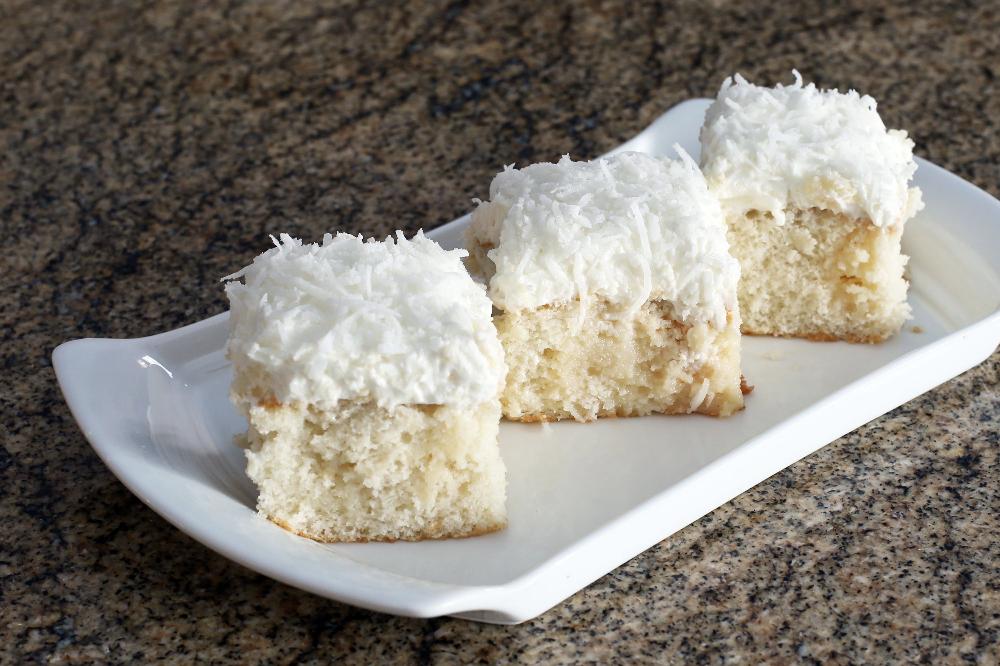 Heavenly Homemade Coconut Sour Cream Cake Sour Cream Cake Coconut Cake Recipe Sour Cream Coconut Cake