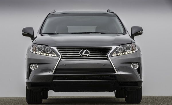 Lexus Prepares Modern 7 Seat Crossover To Augment Popular Rx 350