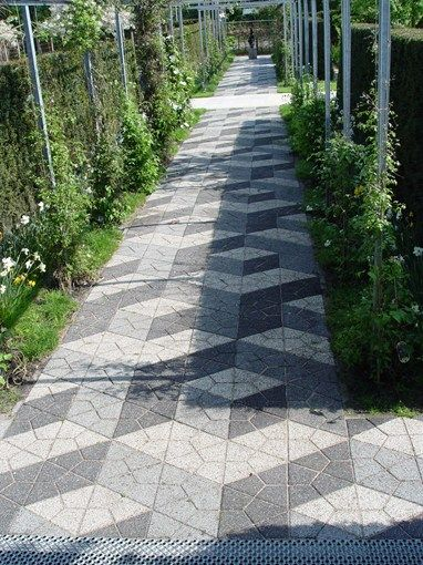 Landscape Design Front Of House Layout Driveways