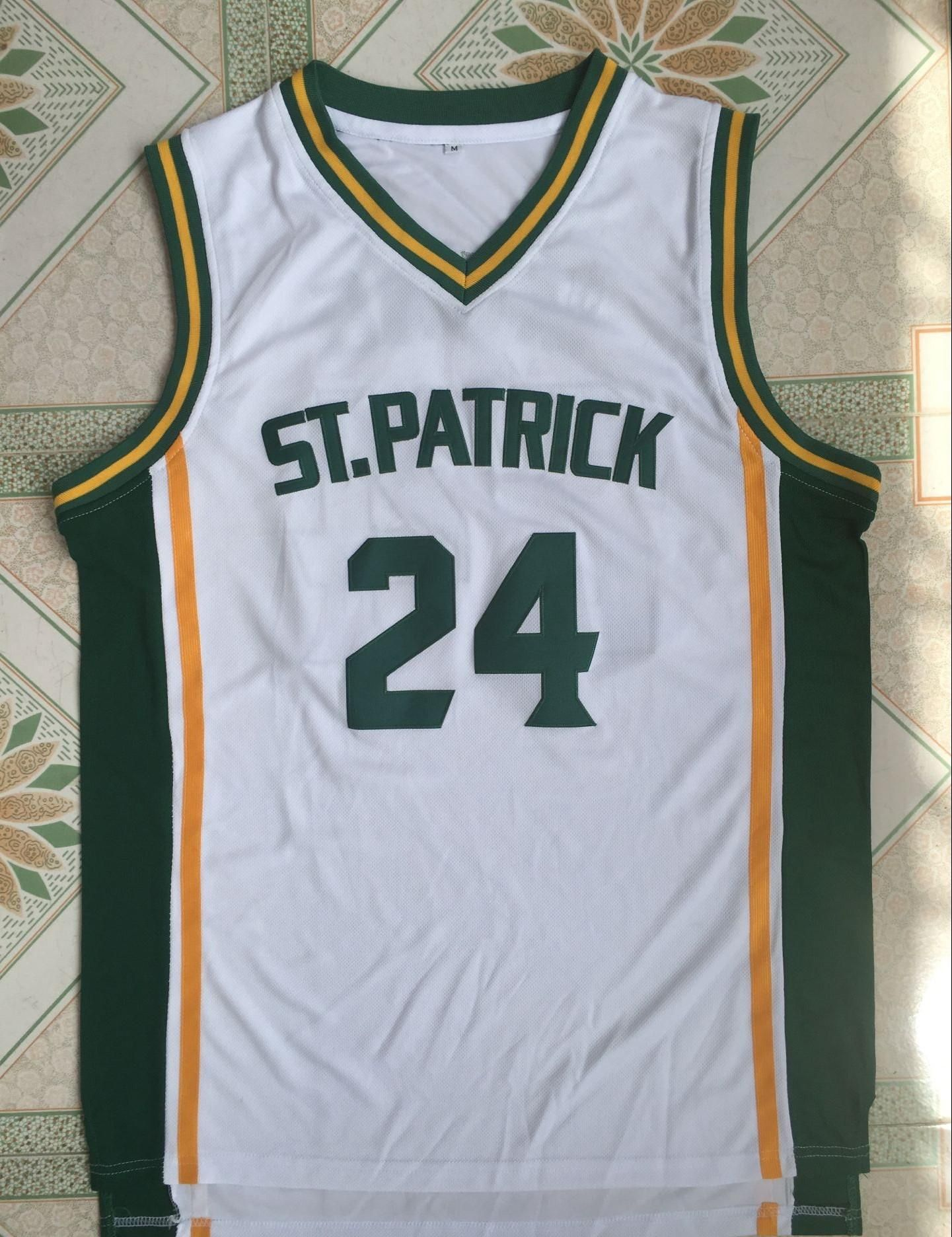 the latest 39f98 25b3c Pin by DHgate on St. Patrick's Day | Basketball jersey ...