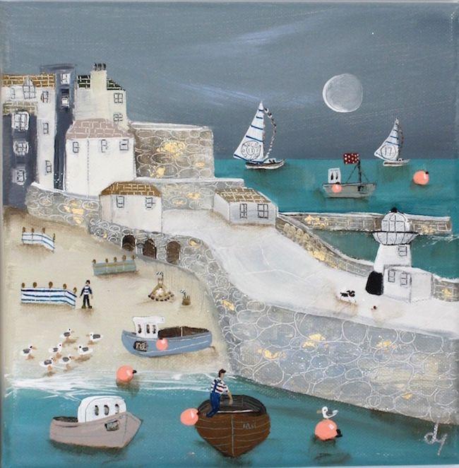 Coastal Eclipse – Mid-Cornwall Galleries