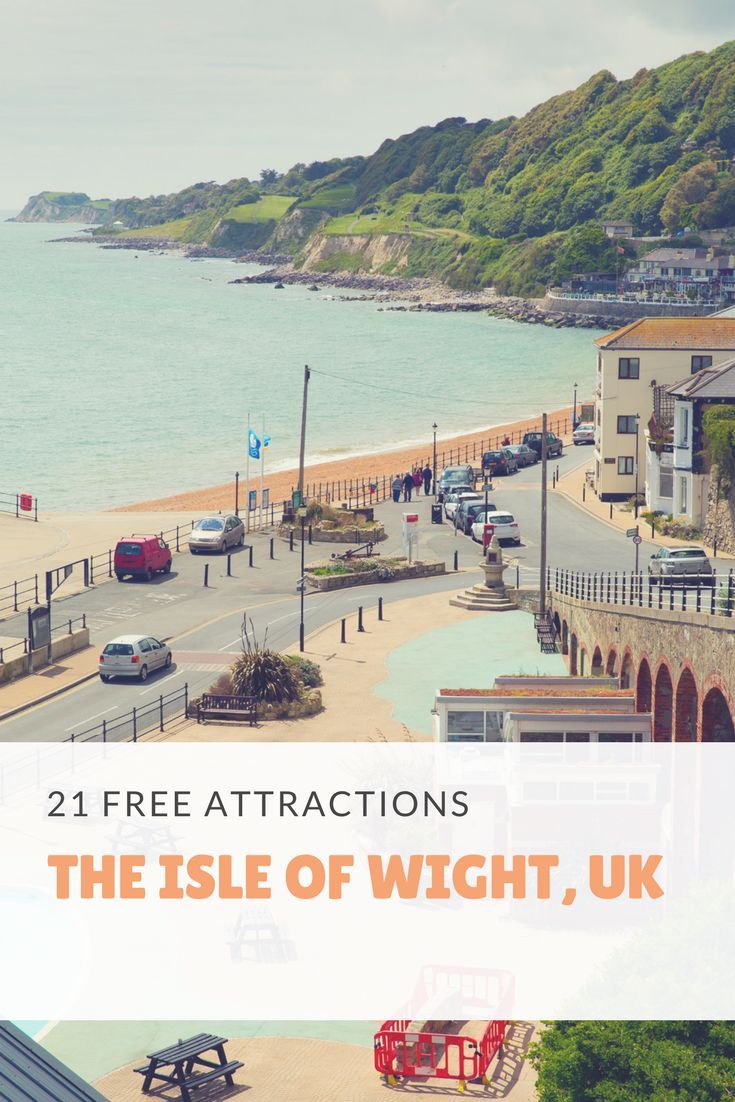 21 Free Activities & Attractions on the Isle of Wight 21 Free Activities and Attractions on the Isle of Wight
