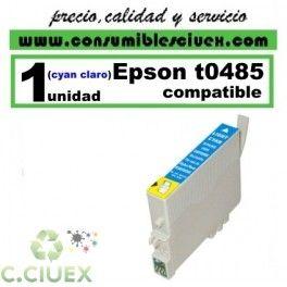 CARTUCHO COMPATIBLE EPSON T0485