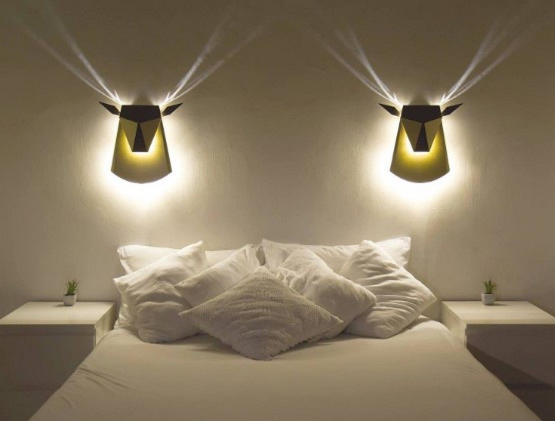 5 Wall Lamp Design Ideas To Accompany Your Sleep Deckenleuchte Schlafzimmer Lampendesign Beleuchtung Decke