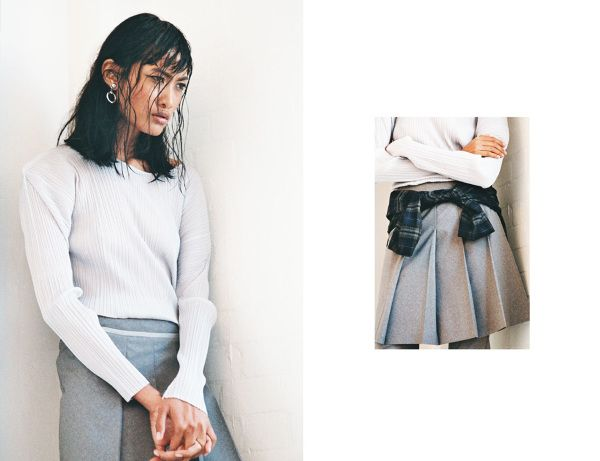 Vintage Comme, Yohji & Issey - What more could you ask for in a shoot? Photography / Millicent...