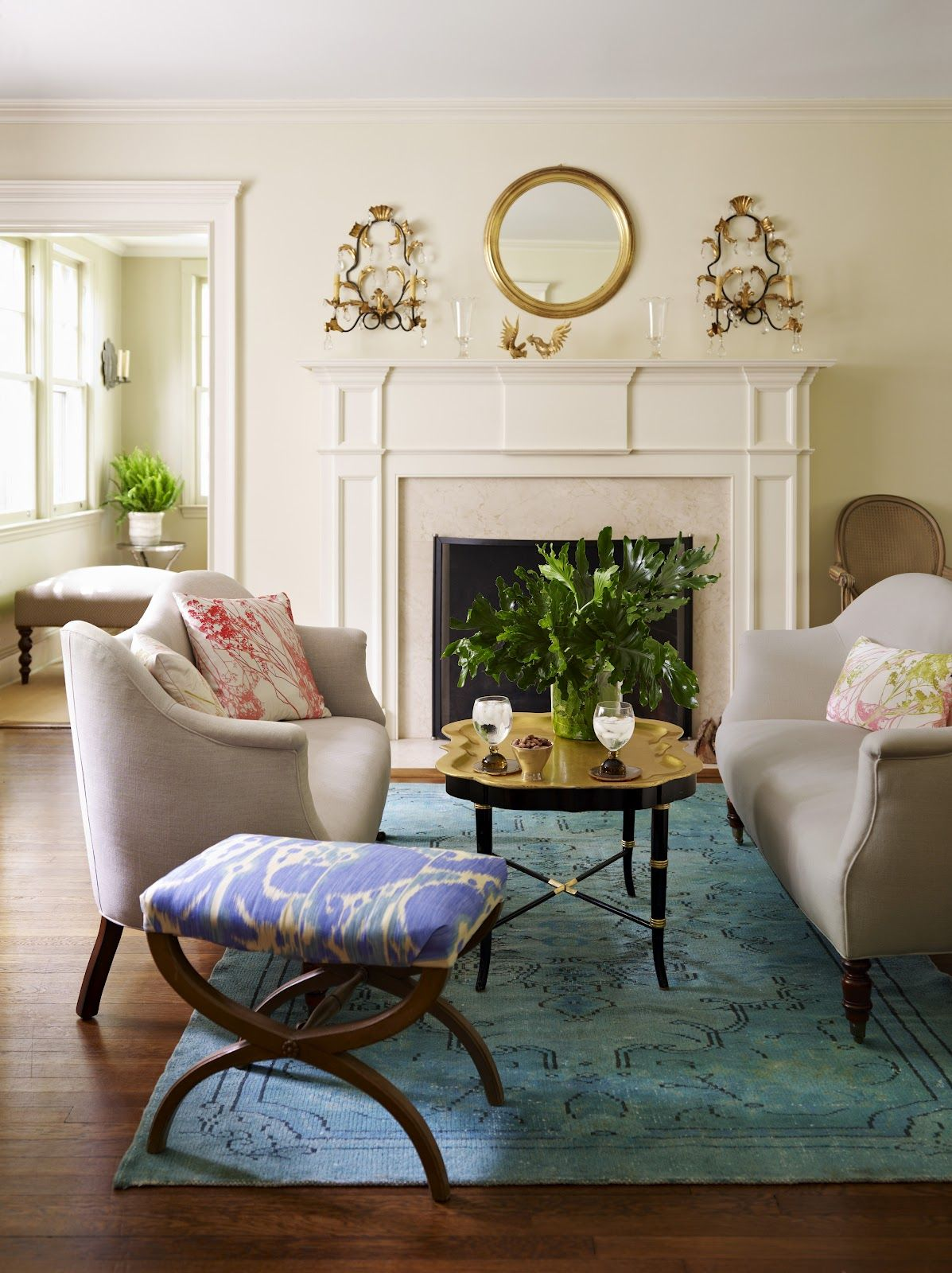 Interior Design Photos For Living Room: Caitlin Wilson Design: Style Files: Good Bones, Great