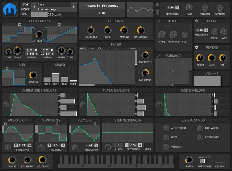 The 200 Best Free Vst Plugins Ever With Images Plugins Synth