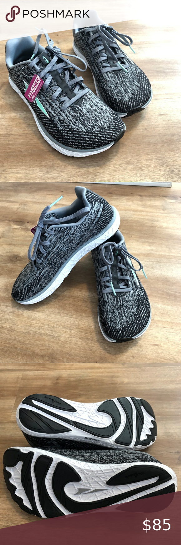 Altra 8 Escalante 2 2 0 Grey Running Shoes Sneaker In 2020 Running Shoe Brands Running Shoes Sneakers Running Shoes
