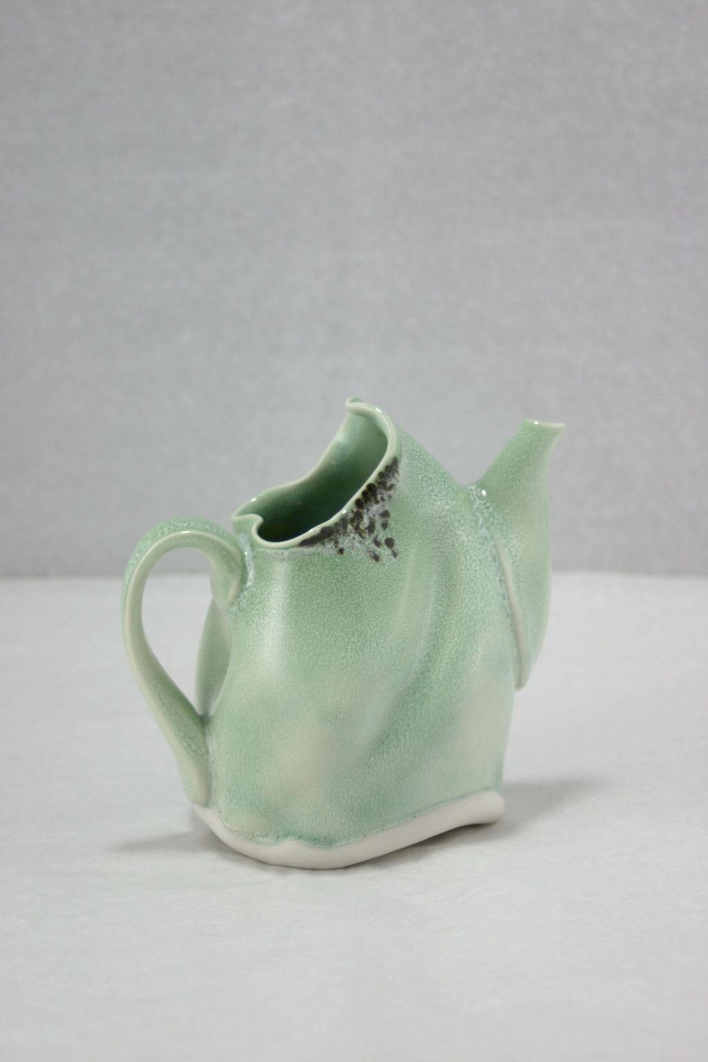 Ewer: Handmade