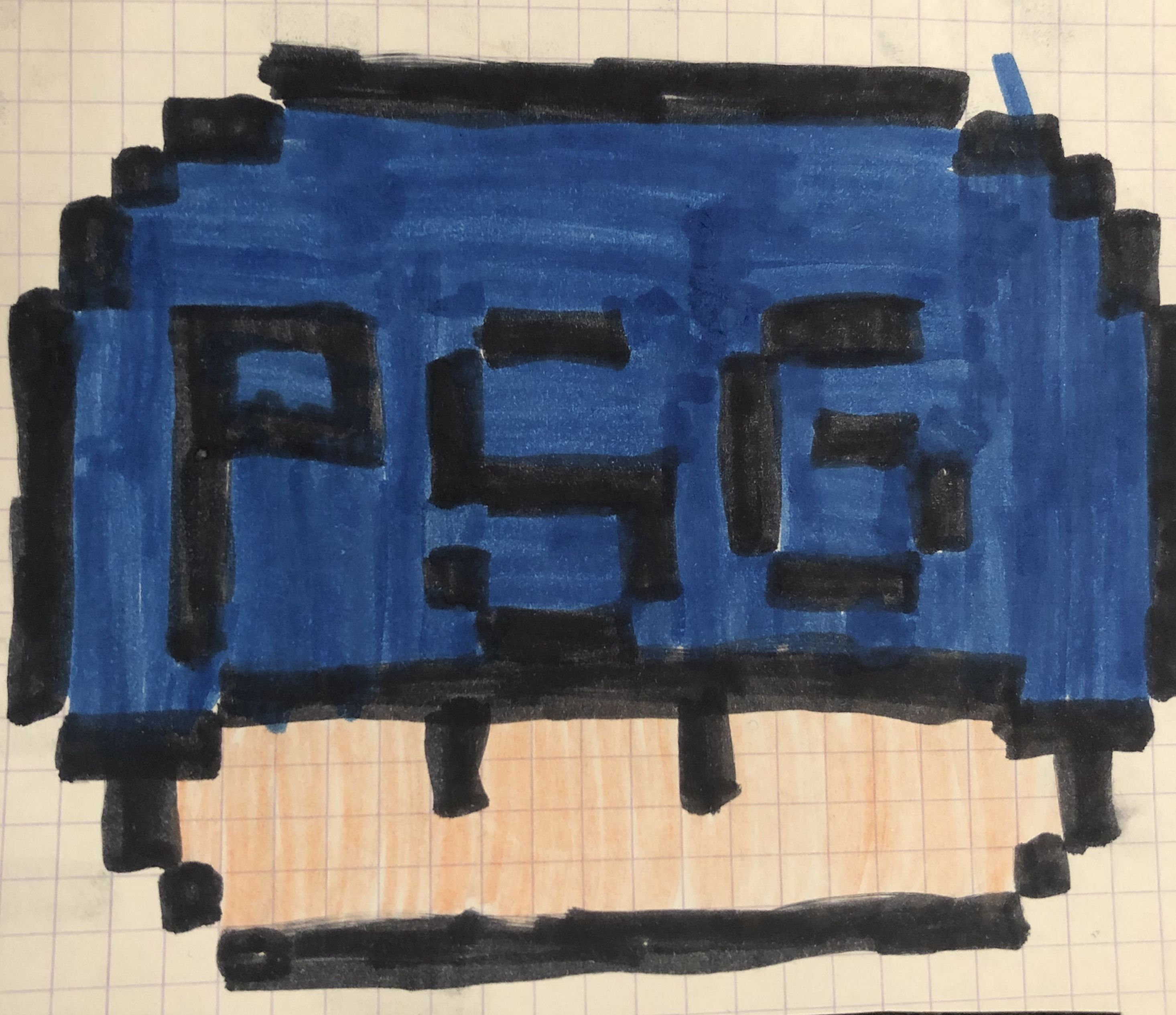 Pixel Art Psg