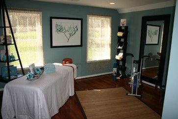 Spa Massage Rooms Design Ideas Pictures Remodel And Decor Massage Room Decor Massage Room Design Massage Therapy Rooms