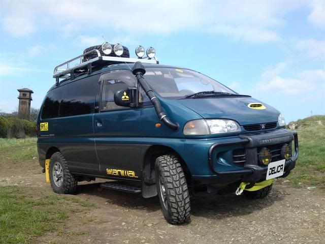 my l400 delica 4x4 campervan overlander saxperience. Black Bedroom Furniture Sets. Home Design Ideas