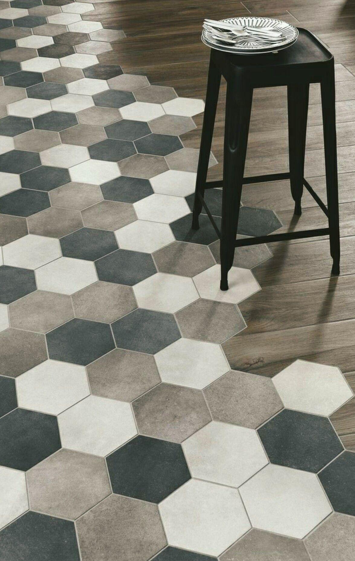 Interesting Tile To Wood Floor Transition Deco Carrelage