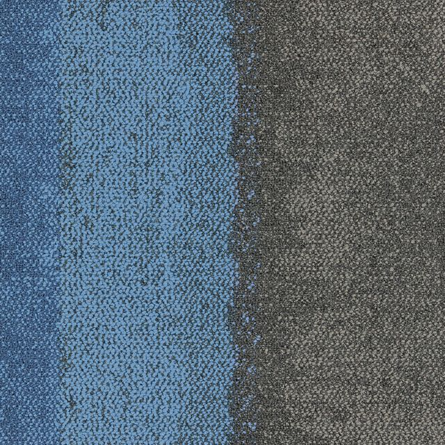 Interface Modular Carpet Composure Edge Sapphire Diffuse