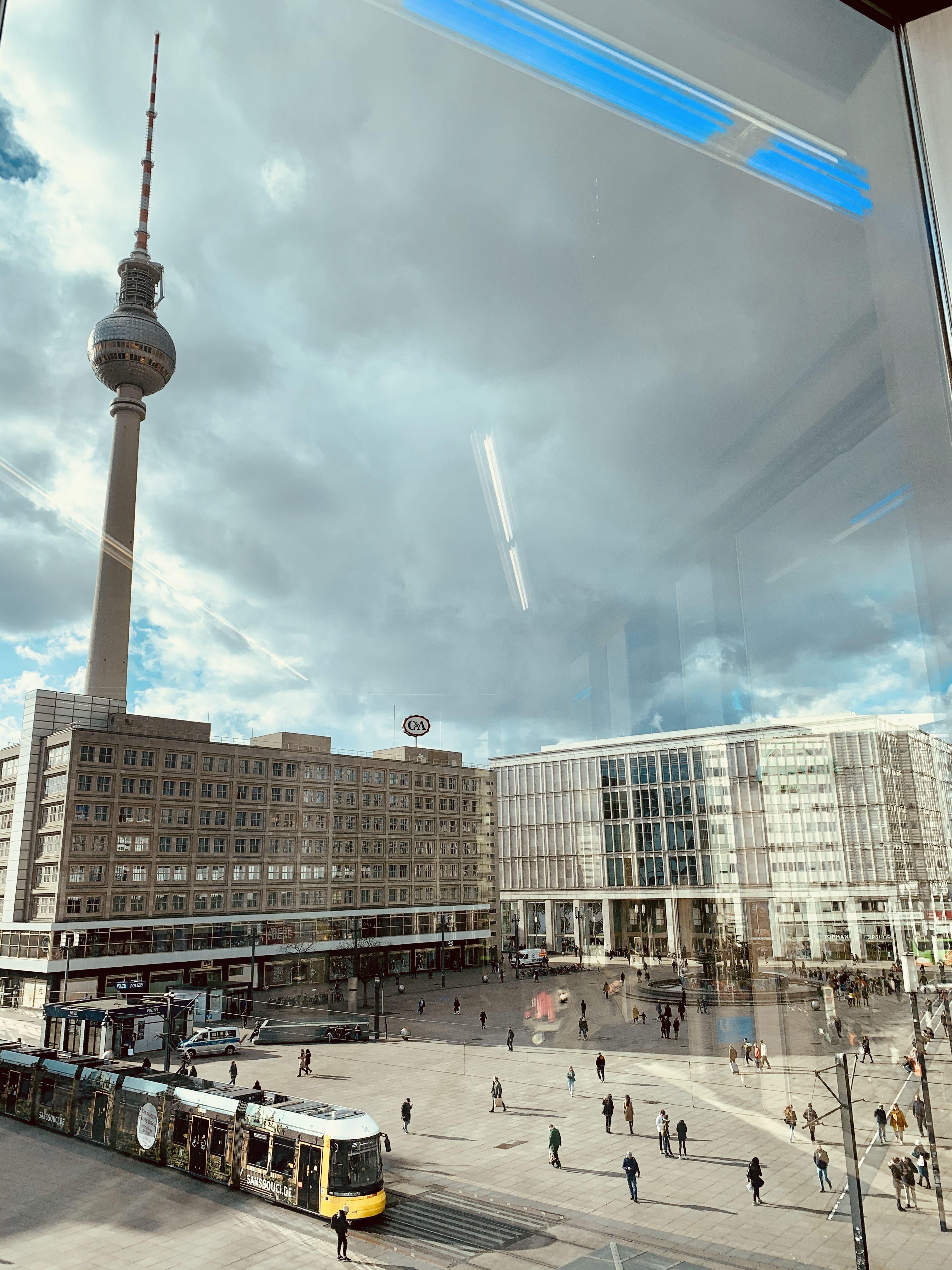 Alexanderplatz Berlin In 2020