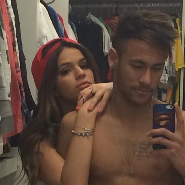 Image result for Neymar girlfriends picture