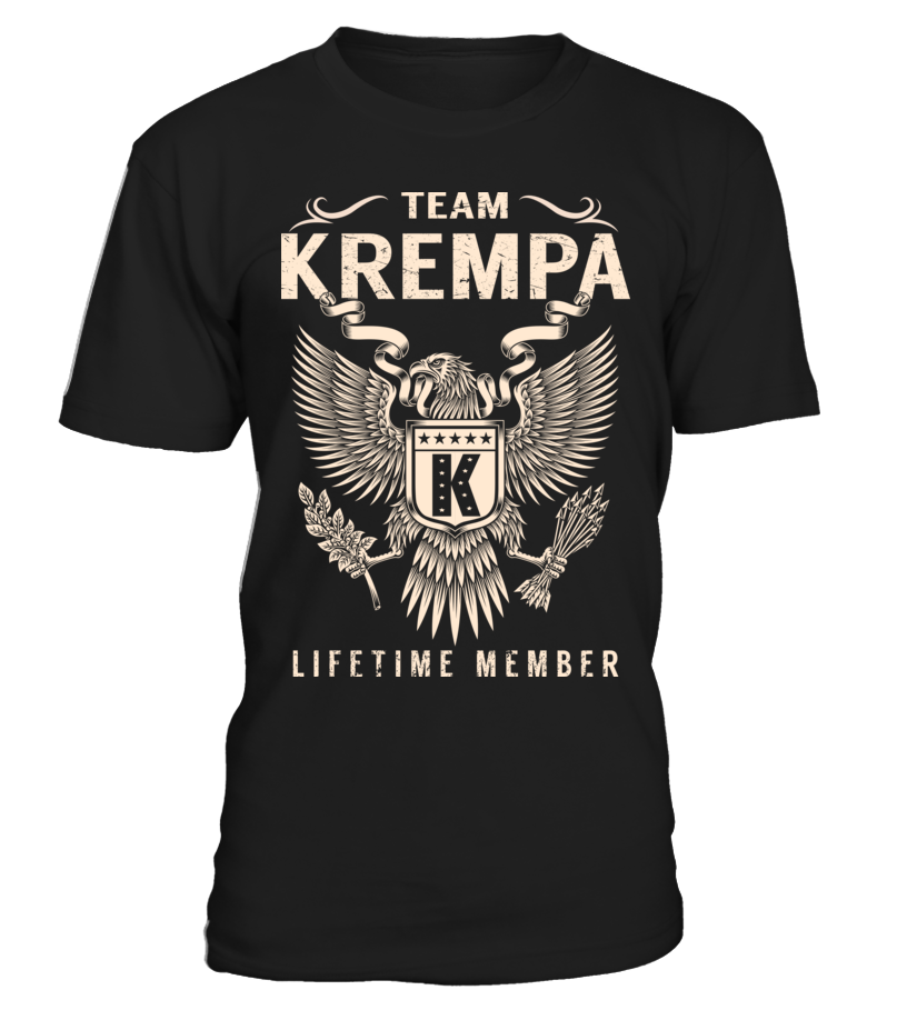 Team KREMPA - Lifetime Member