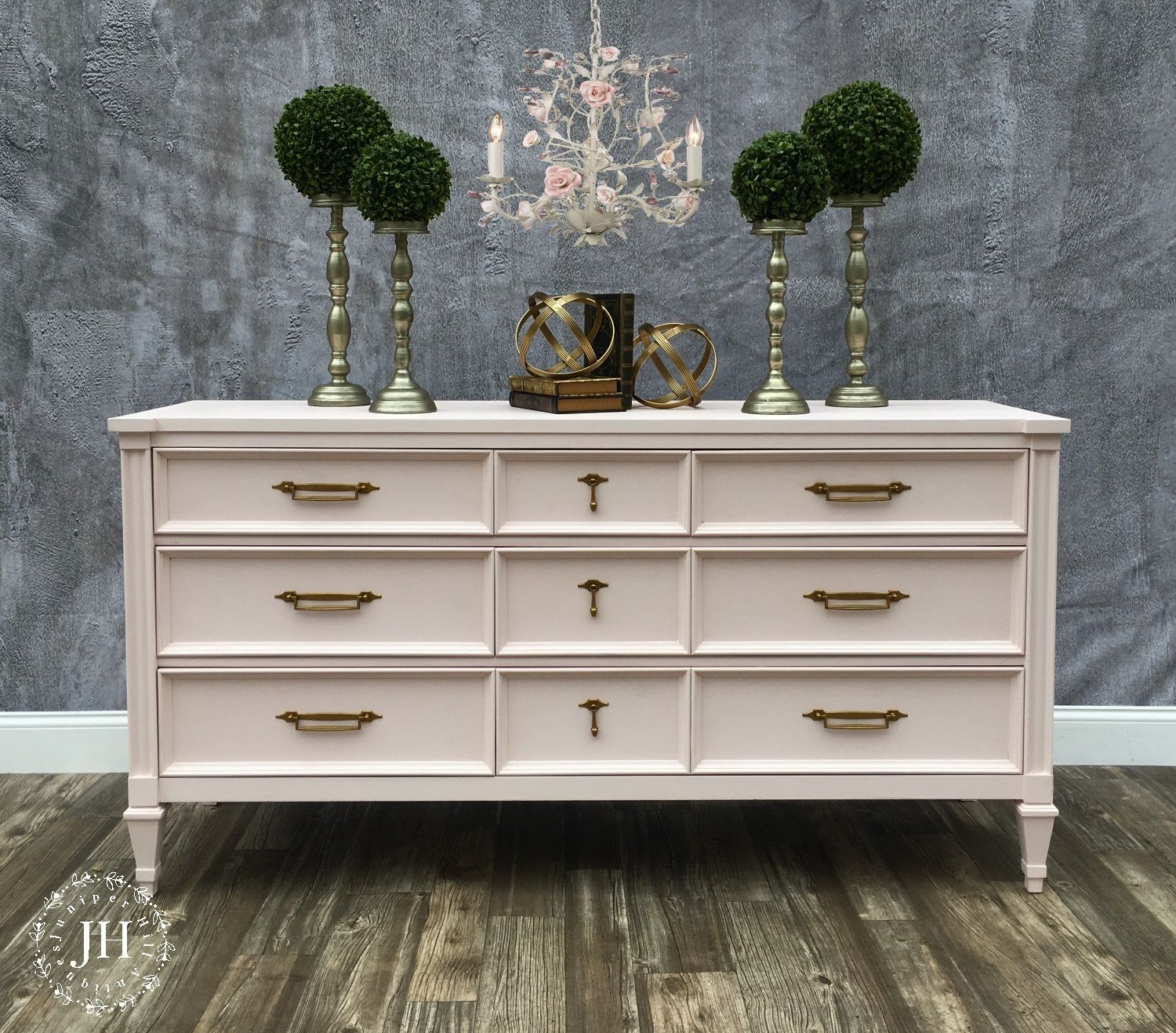 A little Pink Love! Painted furniture for sale