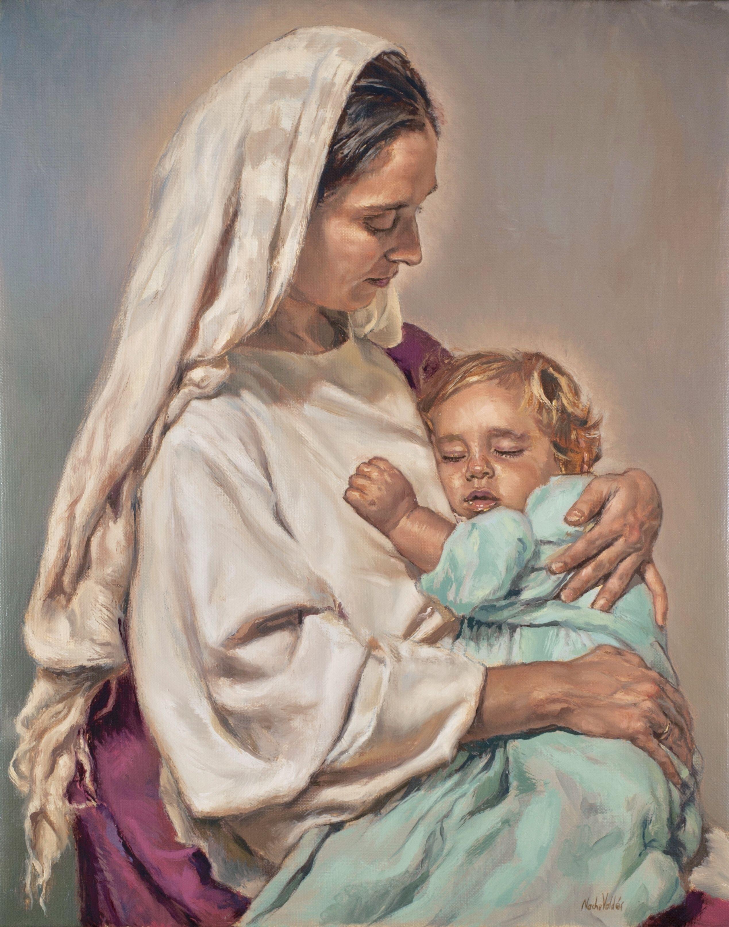 Resultado de imagen para  LA VIRGEN MARIA EN EL ARTE