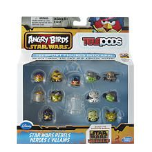 Angry Birds Star Wars Telepods Rebels Vs Villains Multi Pack