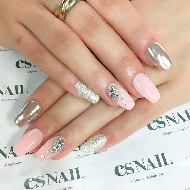 Flawless Gel Nail Designs to Feel Next-Level Gorgeous | Pinterest ...