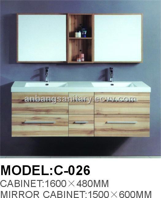 MDF Bathroom Furniture Series (C 026)   China Bathroom Furniture, Feiber
