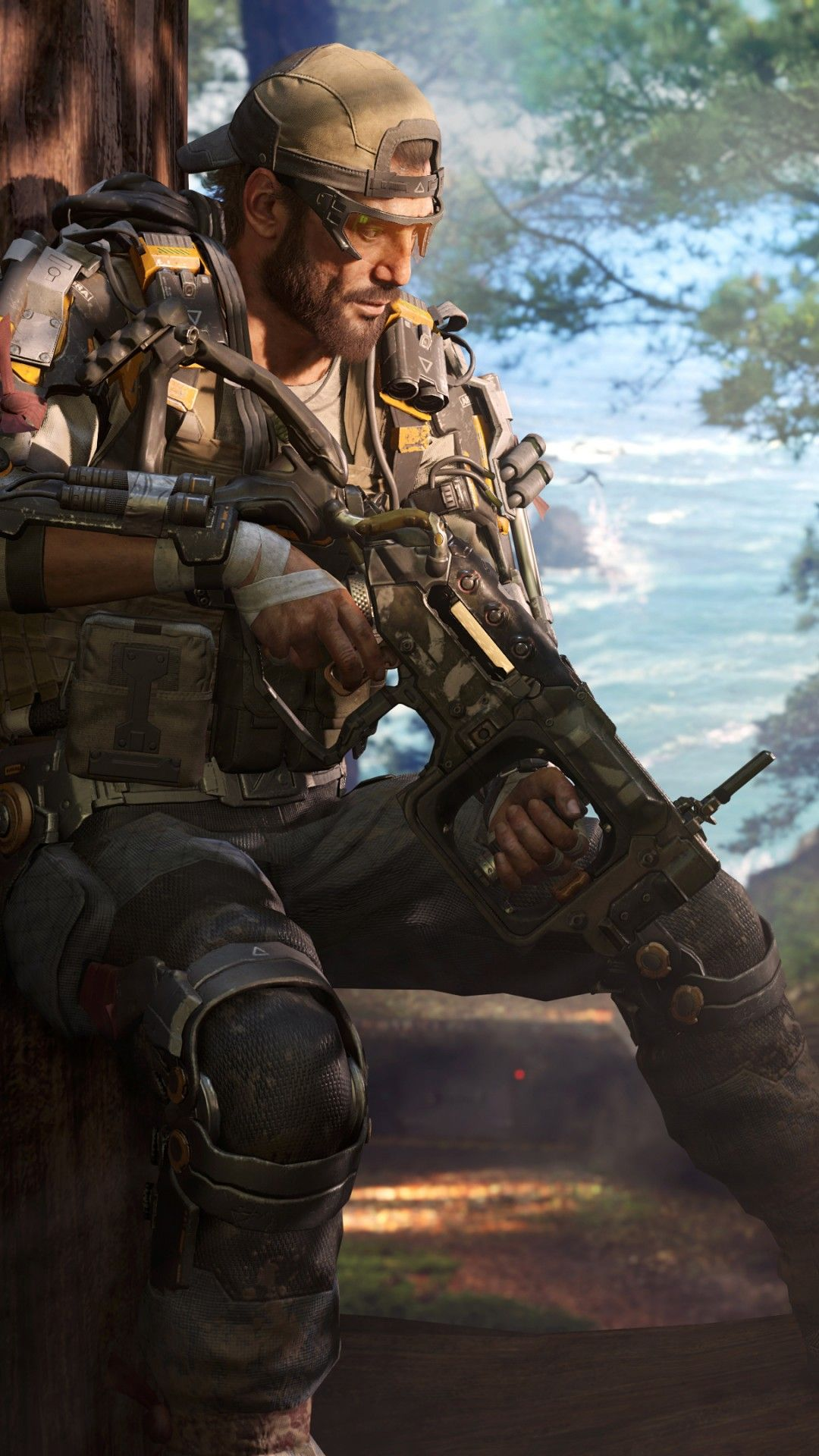 Call of duty black ops 3 wallpaper android download in