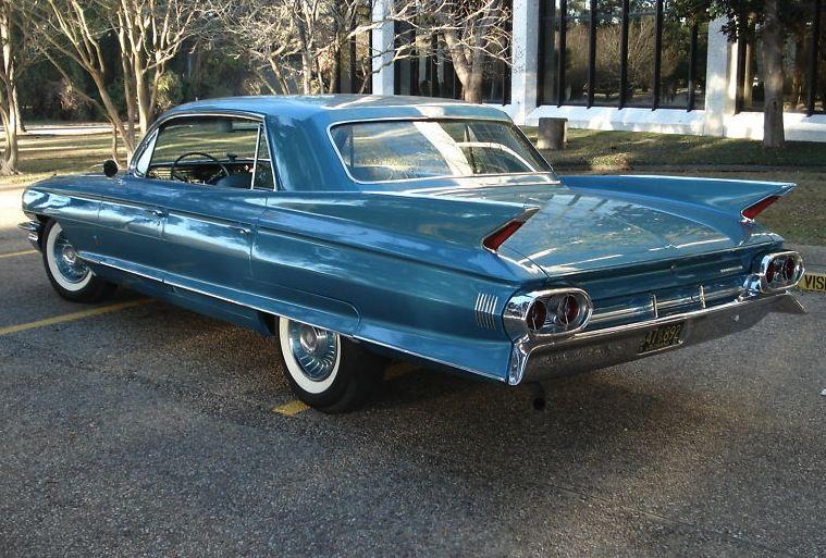 1961 Cadillac Fleetwood 60 Special. | Land Yachts | Pinterest ...