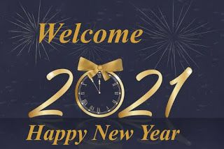 Happy new year wishes 2021 business